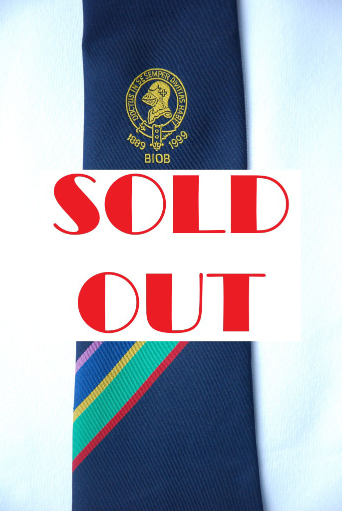 Birkenhead Institute Old Boys Tie