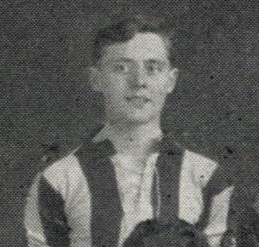 Photograph of George Vaughan Ovens 1st. XI Football 1927-28