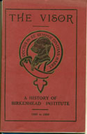 Visor History of Birkenhead Institute 1889 to 1959